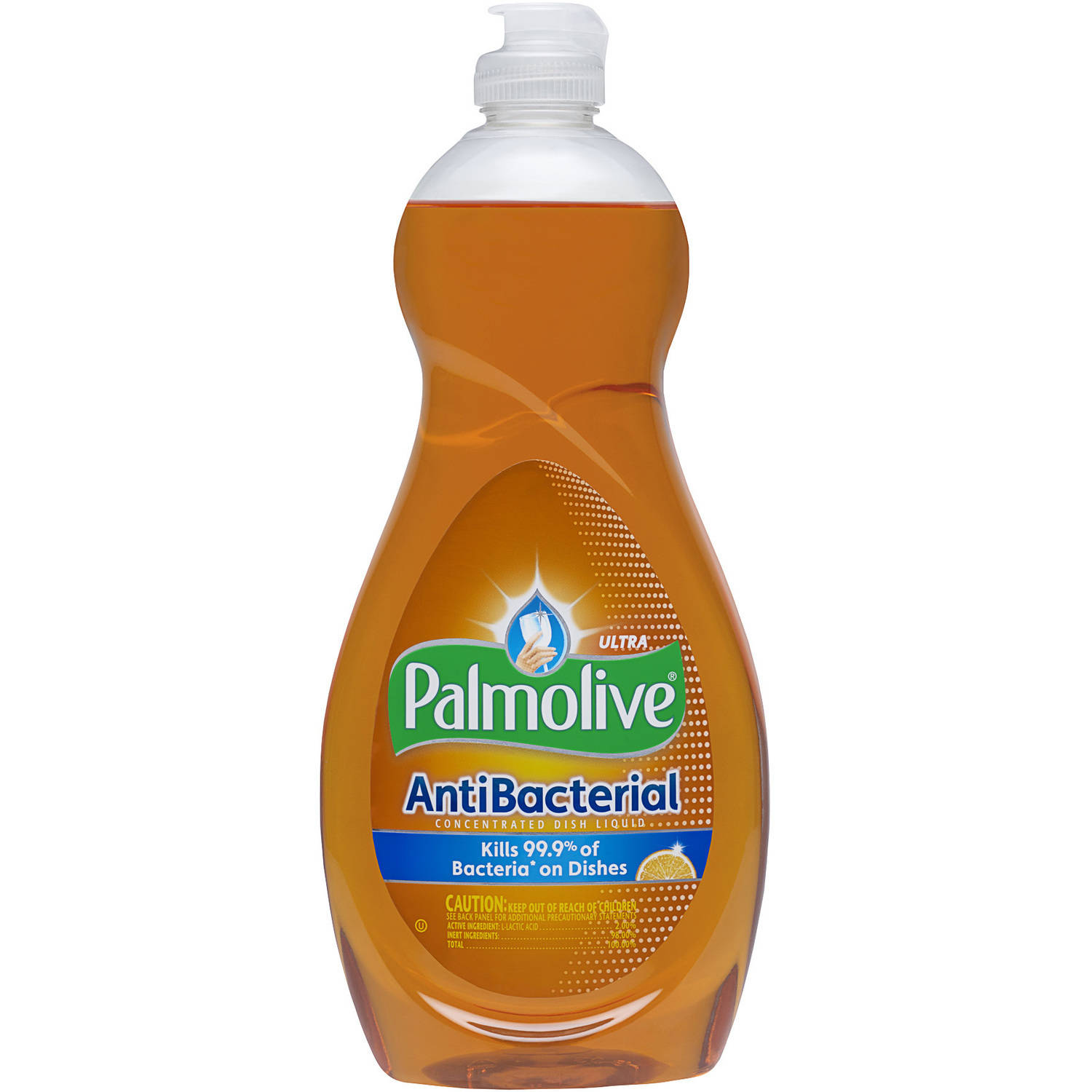 Palmolive Ultra Dish Liquid, Antibacterial, 25 Fluid Ounce