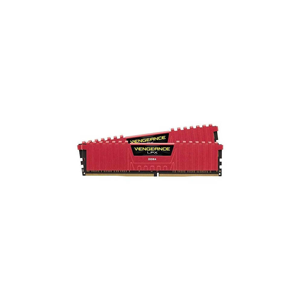Corsair LPX 8GB DRAM 2666MHz C16 memory kit for Systems 8  DDR4 2666 (PC4 21300) DDR4 2666