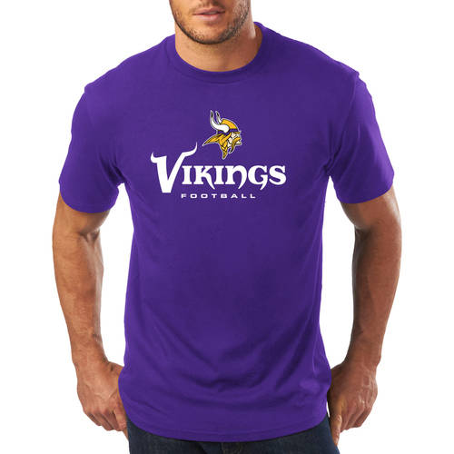 Big Men's NFL Minnesota Vikings Short Sleeve Tee