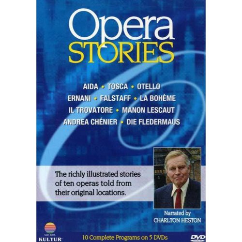 Opera Stories: An In-Depth Look At Ten Of The World's Favorite Operas