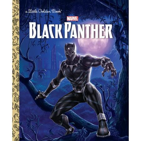 International Golden Panthers - Black Panther Little Golden Book (Marvel: Black Panther) - eBook