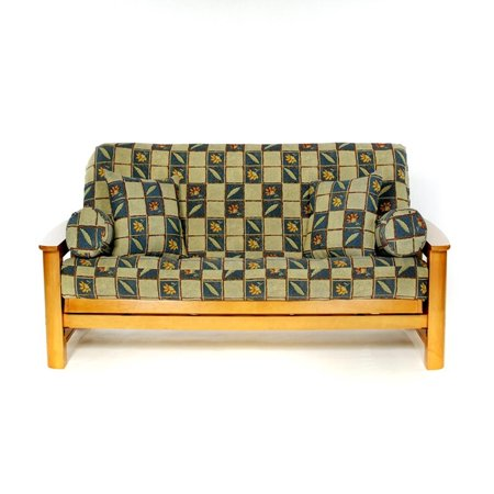 Ls Covers Seville Full Futon Cover Full Size Fits 6 8in