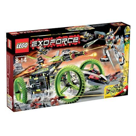 Exo Force Mobile Devastator Set LEGO 8108