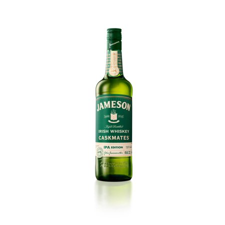 168c2cfbac6 Jameson Irish Whiskey Ireland Caskmates IPA Edition 750ml Bottle -  Walmart.com