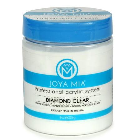 - JOYA MIA Acrylic Powder Diamon Clear 8oz