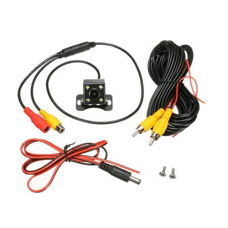Car Auto Rear View Camera Kit For Single GPS Car 1 Din MP3/MP5 bluetooth