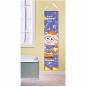 Personalized Super Why! Alpha Pig Growth Chart