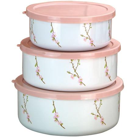 Reston Lloyd Cherry Blossom - 6Pc. Small Bowl Set - -