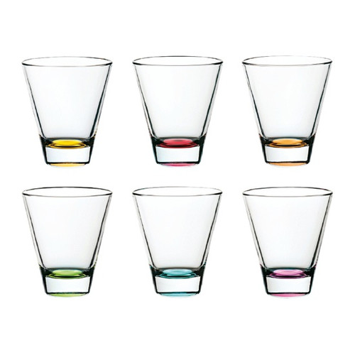 EGO Confetti Double Old Fashioned Glass (Set of 6)