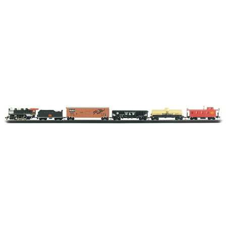 Bachmann Model Railroad - Bachmann Trains Chattanooga HO Scale Ready To Run Electric Train Set