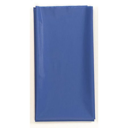 Plastic Table Cover Roll - True Blue - 40 inches x 100 feet](Plastic Table Covers Roll)