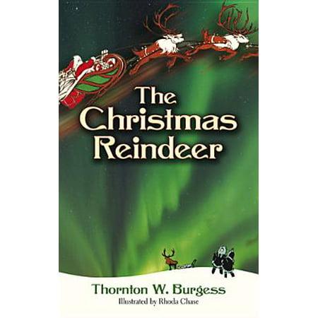 Dover Children's Classics: The Christmas Reindeer - Children's Christmas Photo Ideas