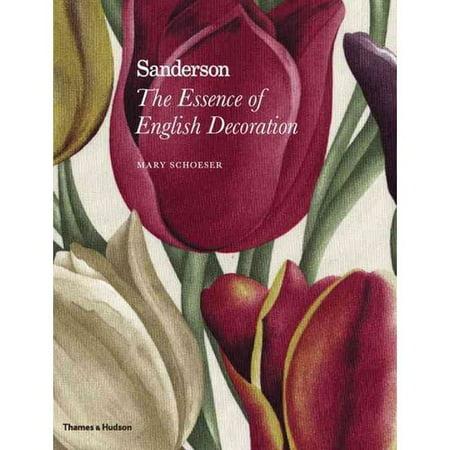 Sanderson  The Essence Of English Decoration
