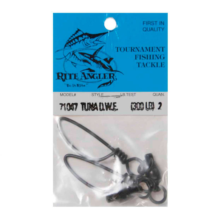 Rite Angler Tuna Dwe Fishing Rig, 2-Pack