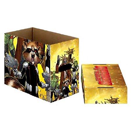 Guardian Box (MARVEL GUARDIANS OF GALAXY SHORT COMIC STORAGE)
