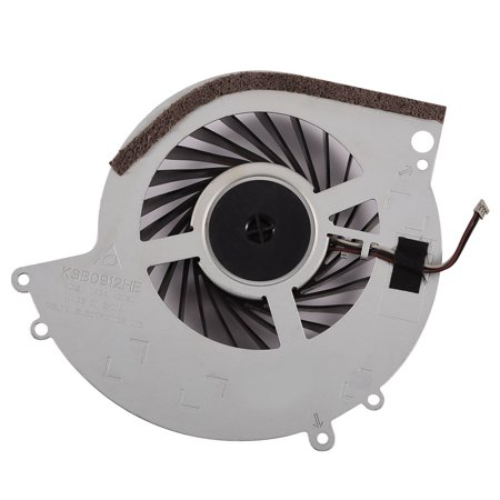 Ps2 Replacement Fan (Hilitand Internal Cooling Fan Replacement Repair Part Kit for SONY Playstation 4 PS4 1000/1100 Model, cooling fan for ps4, internal cooling fan for ps4)