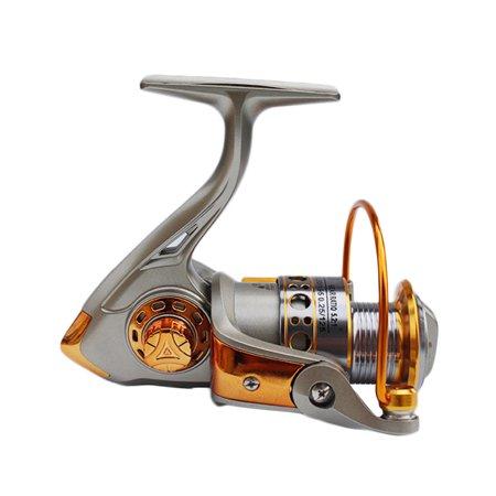 Never Break Gf 3Bb 5 2 1 Full Aluminum Metal Spinning Boat Fishing Reel Waterproof Ut Carbon Drag Ultra Smooth And Fade Free