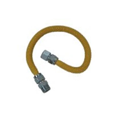 GAS CONNECTOR 1 2FIPX1 2MIPX36