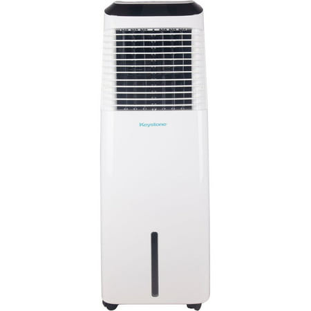 Keystone 30-Liter Indoor Evaporative Air Cooler (Swamp Cooler) with Wi-Fi Function