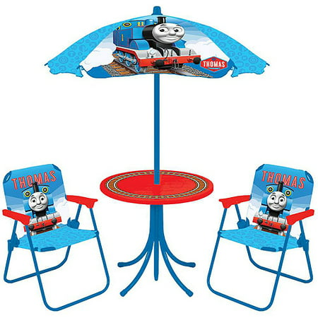 Thomas The Tank Engine 4 Piece Patio Set