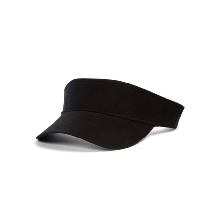 Adjustable Performance Visor - Summer Black Adjustable Visor