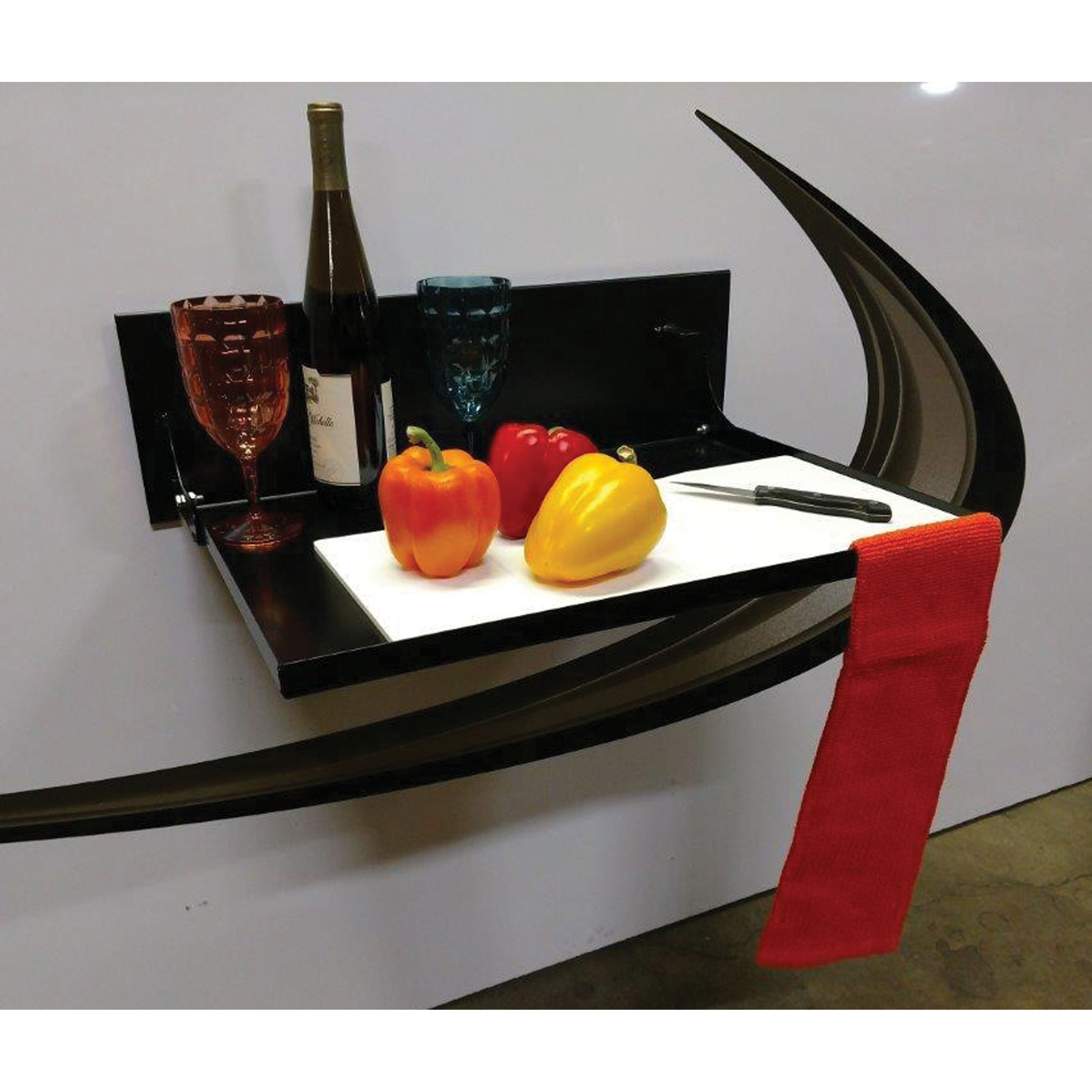Outdoors Unlimited 52609 RV Universal Folding Table by Outdoors Unlimited