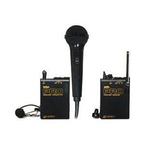 Azden - WMS-PRO - Azden WMS-PRO Wireless Microphone System - 169.45MHz System Frequency