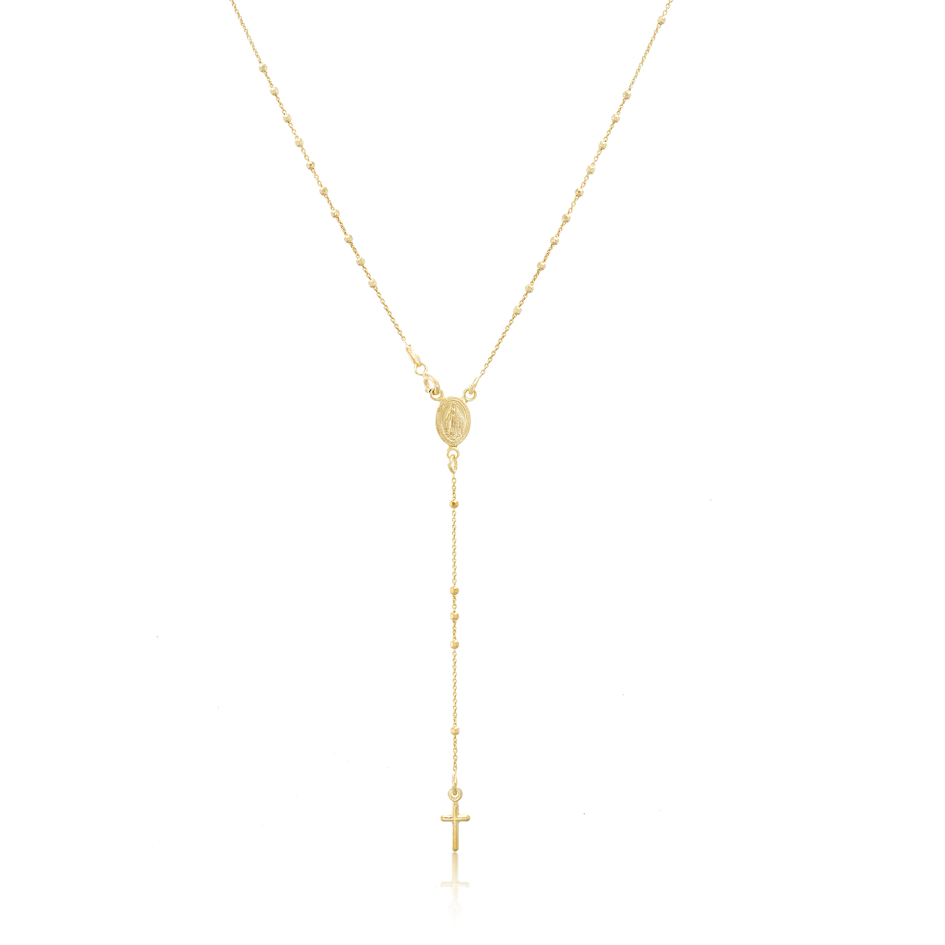 Gold Cross Necklace Catholic Necklace Gold Filled Sideway Cross Necklace Protection Necklace Faith Necklace Religious Necklace