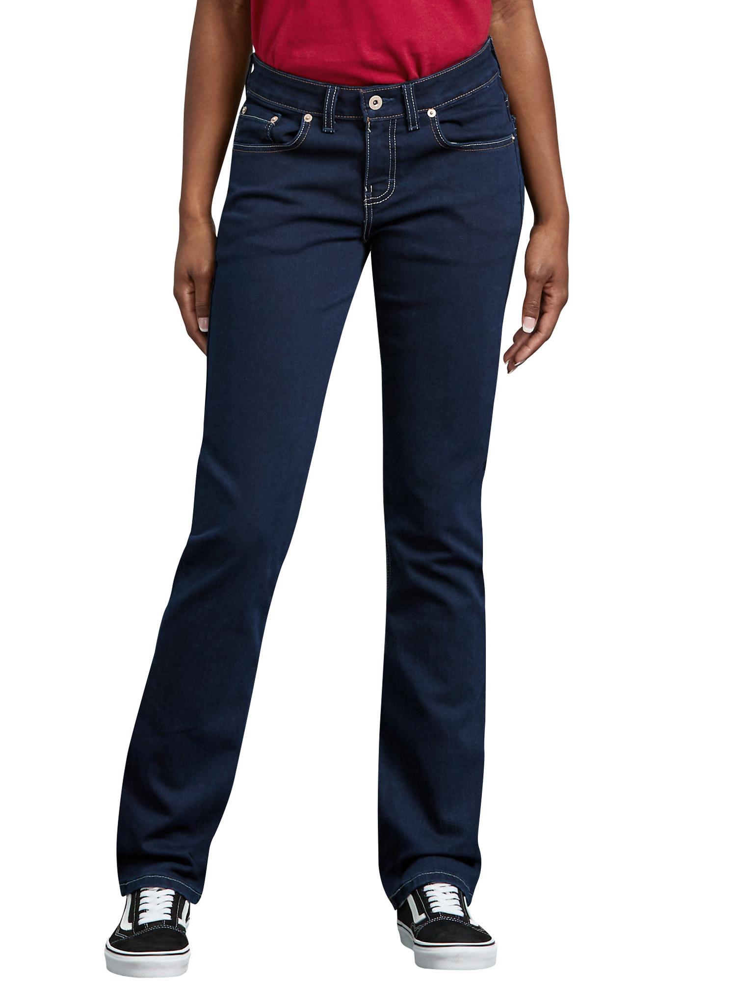Women's Relaxed Straight Leg Jean