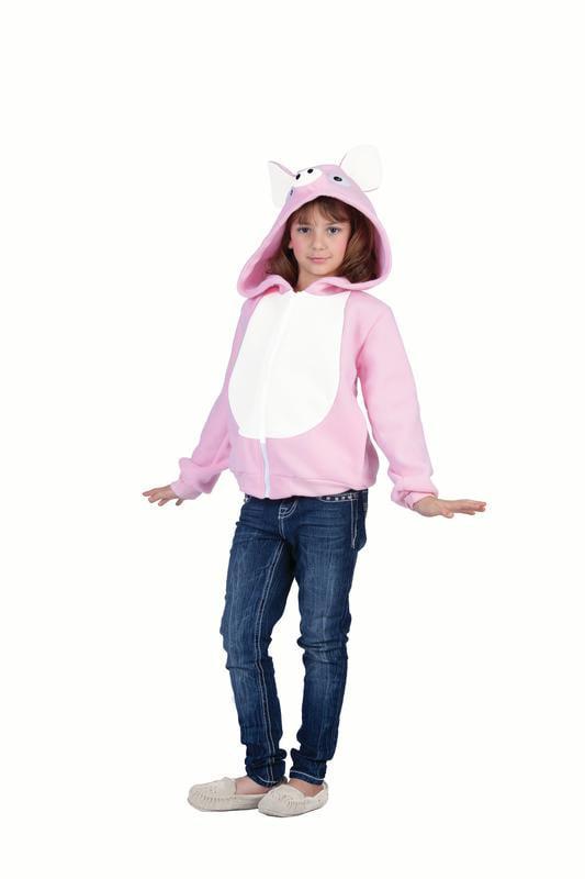 Penelope Pig Child Pink Funsie Costume