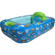 Parent's Choice Inflatable Safety Bathtub