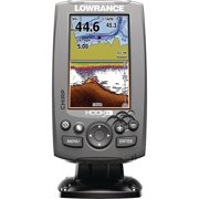 """Lowrance HOOK-4X DSI CHIRP Fishfinder & Chartplotter with GPS, CHIRP Sonar, DownScan Imaging & 4"""" Display 000-12647-001"""
