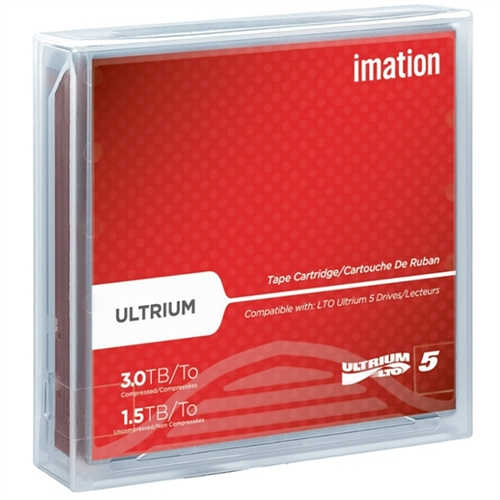 Imation 27672 Data Cartridge - Lto Ultrium Lto-5 1.50 Tb (native) / 3 Tb  - Hewlett Packard