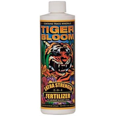 High Phosphorus Soil (Foxfarm PT Tiger Bloom High Phosphorus Fertilizer Ultra Potent Only One)