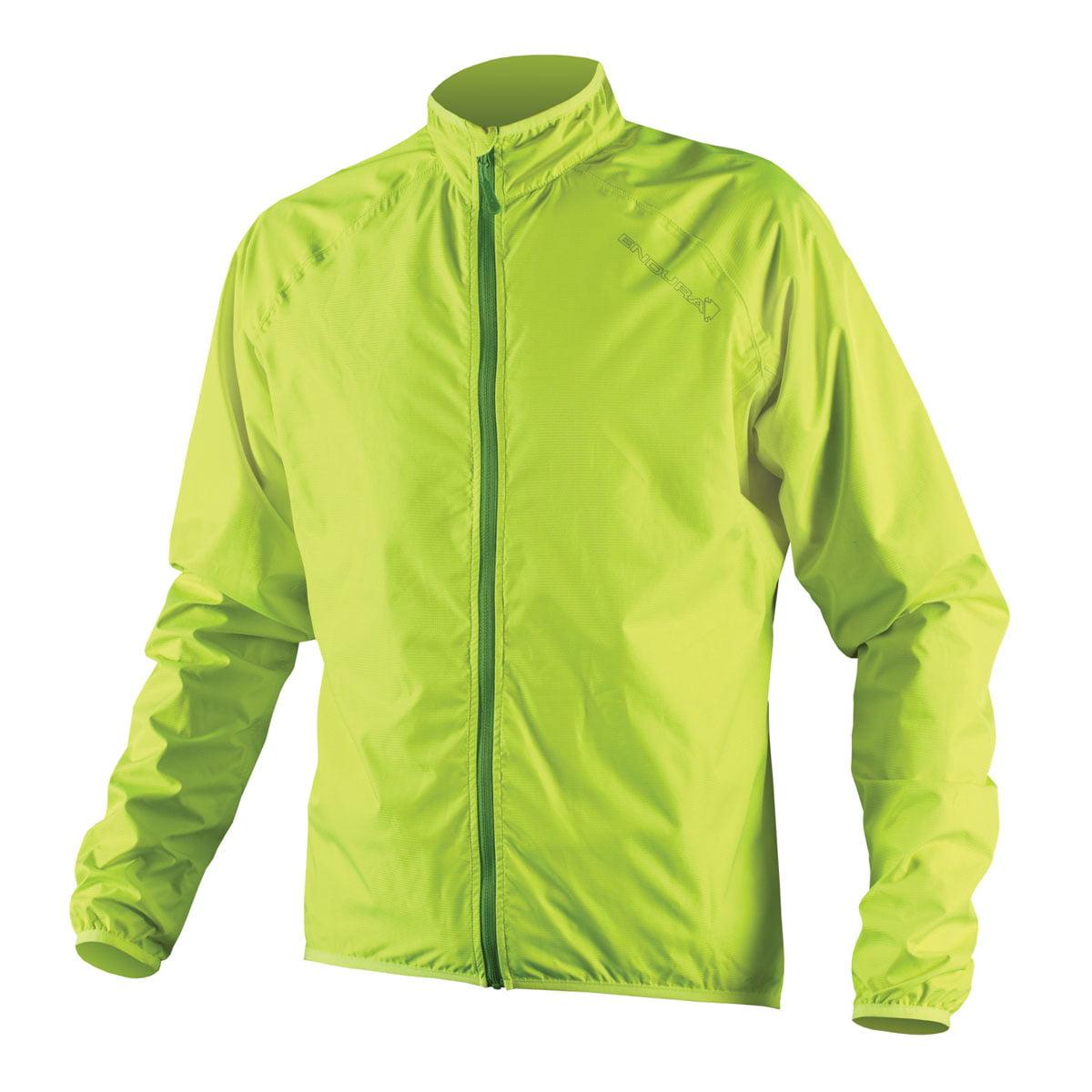 Endura 2016 Men's Xtract Light Weight Packable Waterproof Cycling Jacket E9071 by Endura