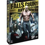 WWE: Falls Count Anywhere Matches (Full Frame) by WWE HOME ENTERTAINMENT