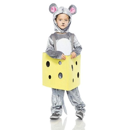 Mouse in Cheese Child Costume - Moses Costumes