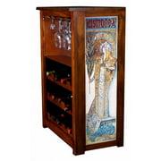"""Gismonda"" by Mucha Wine Cabinet"