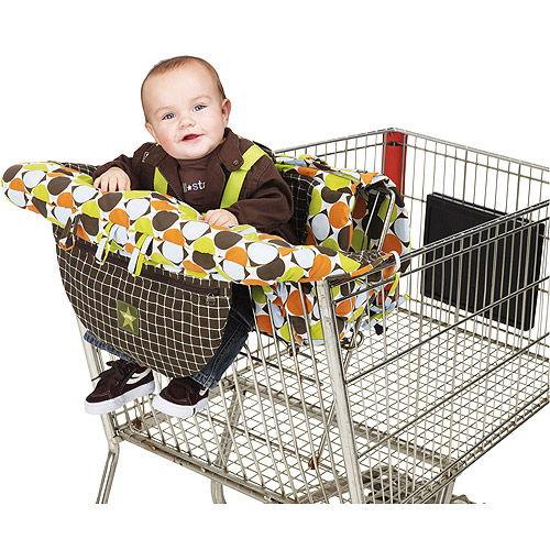 Jeep - Shopping Cart & High Chair Cover