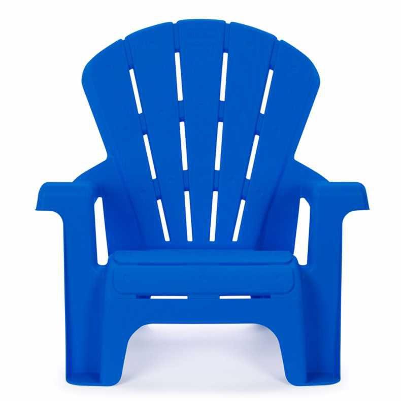Little Tikes Garden Chair - Dark Blue