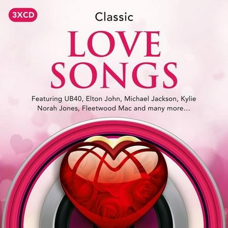 Classic Love Songs / Various (CD)