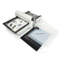 Sizzix Big Shot Pro Machine White W/Gray, Standard Accessories
