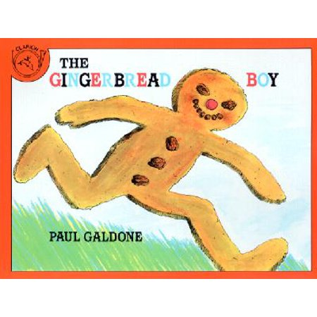 The Gingerbread Boy](Present For 4 Year Old Boy)