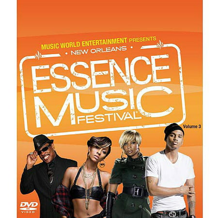 Essence Music Festival, Vol.3 (Music DVD) (Includes
