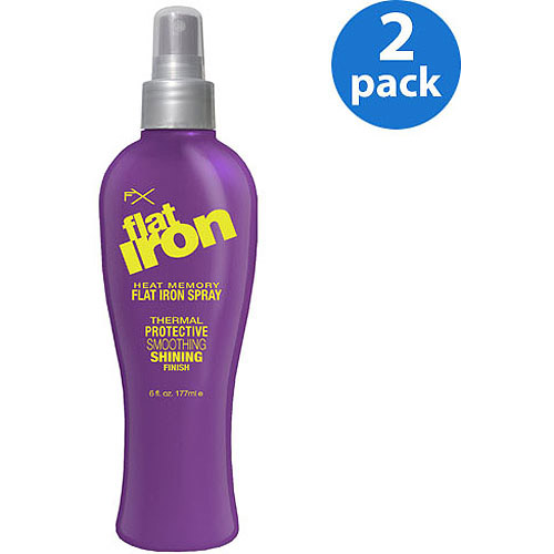 Fx Special Effects Flat Iron Spray 6 fl oz (Pack of 2)