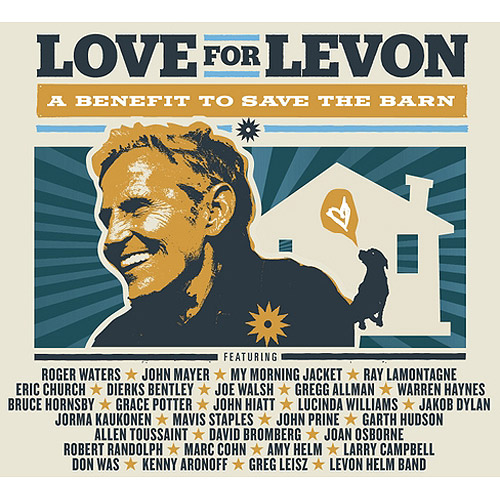 Love For Levon: A Benefit To Save The Barn (2CD)