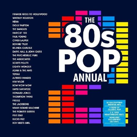 80s Pop Annual 2 / Various (Vinyl) (Best Of 80s Vinyl)