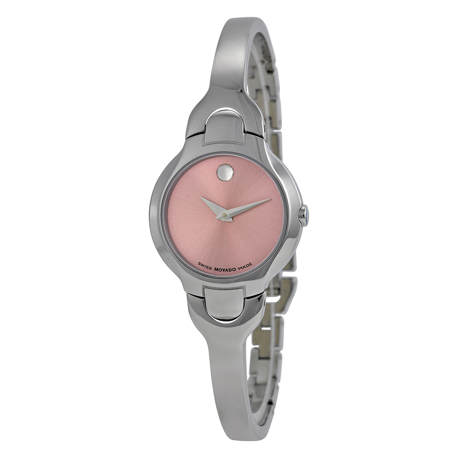 Movado Kara Pink Ladies Watch 0605284