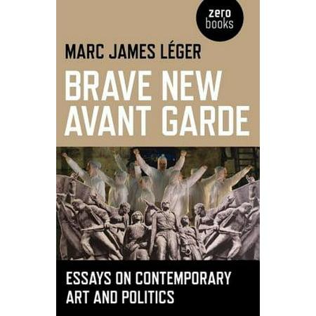 Brave New Avant Garde - eBook