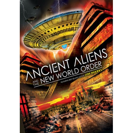 Ancient Aliens & The New World Order (DVD) (Halloween Order Films)
